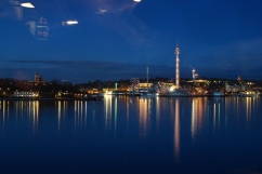 night shots from Fotografiska