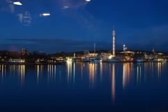 night shots from Fotografiska