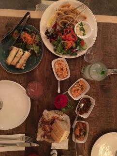 Osmans Tocher Turkish Food