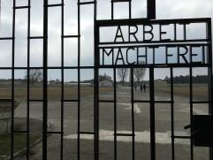 gates of Sachsenhausen