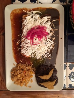 enchiladas mixtas