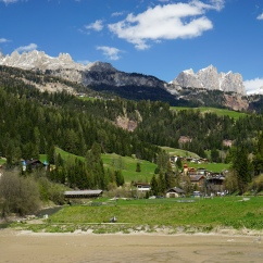 Dolomites.. Soraga, Italy