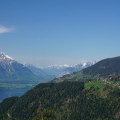 Harderkulm hike in Interlaken