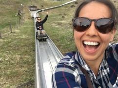 Alpine Slide!