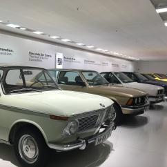 BMW museum in Munich