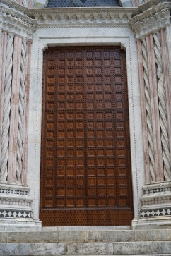 awesome wooden door