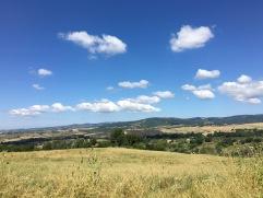 Agriturismo Fontenuova view