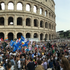ROMA PRIDE!!