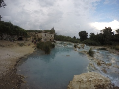 natural thermal springs