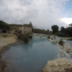 natural thermal springs